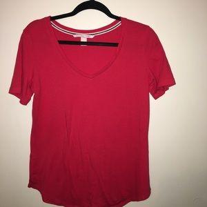 Victoria's Secret V neck shirt